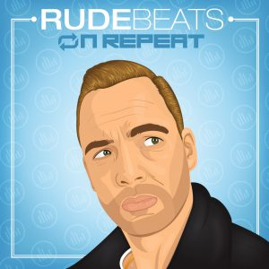 Rude Beats CD Cover